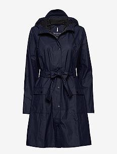 Curve Jacket - sadevaatteet - 02 blue