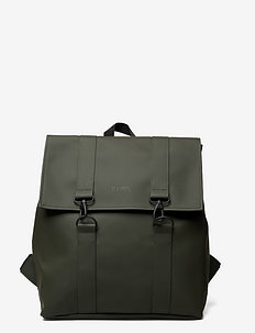 Msn Bag - rucksäcke - green