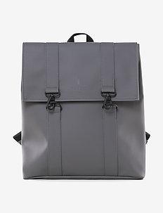 Msn Bag - ryggsekker - charcoal