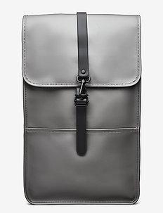 Backpack - METALLIC CHARCOAL