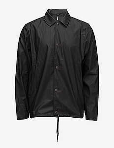 Coach Jacket - 01 BLACK