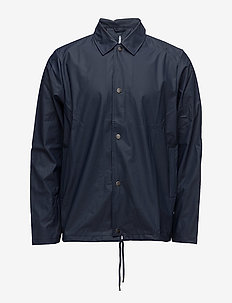 Coach Jacket - rainwear - 02 blue
