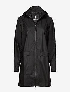 W Coat - regntøy - 01 black