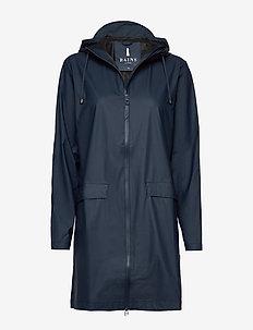 W Coat - płaszcze przeciwdeszczowe - 02 blue