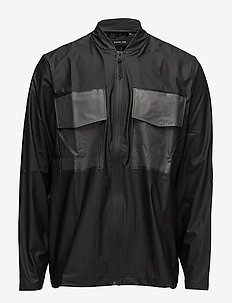 Warrant Jacket - rainwear - 01 black