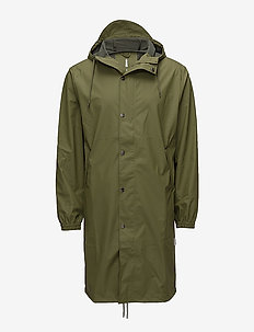 Fishtail Parka - rainwear - 78 sage