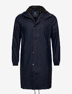 Fishtail Parka - rainwear - blue