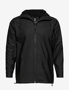 Breaker - rainwear - black
