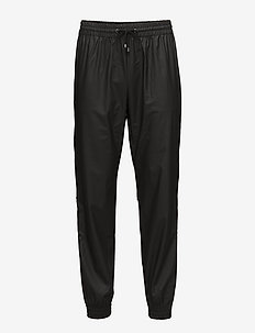 Trousers - jacken & mäntel - 01 black