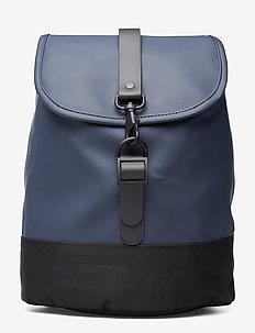 Drawstring Backpack - 02 BLUE
