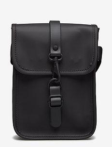 Flight Bag - schoudertassen - 01 black