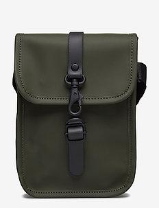 Flight Bag - schoudertassen - 03 green