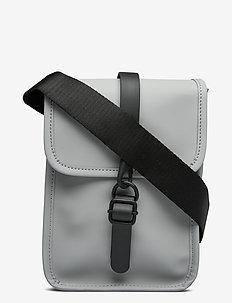 Flight Bag - schoudertassen - stone