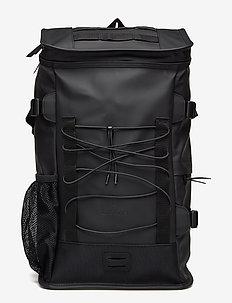 Mountaineer Bag - ryggsekker - 01 black