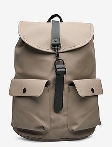 Camp Backpack - backpacks - 17 taupe