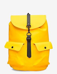 Camp Backpack - ryggsekker - yellow