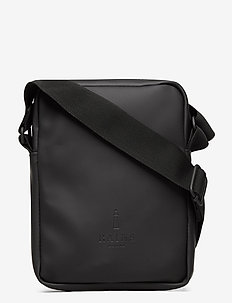 Jet Bag - skuldervesker - 01 black