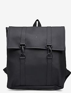 MSN Bag Mini - rucksäcke - 01 black