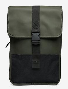 Buckle Backpack Mini - backpacks - 03 green
