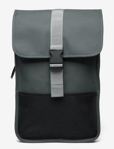 Buckle Backpack Mini - sacs à dos - 05 slate