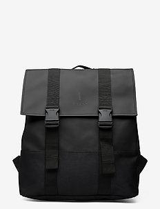 Buckle MSN - backpacks - 01 black