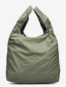 Market Bag - shoppers - 19 olive