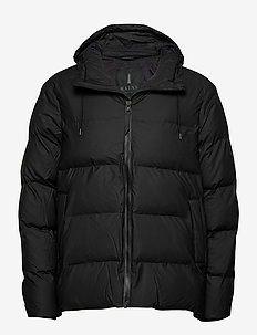 Puffer Jacket - fôrede jakker - 01 black