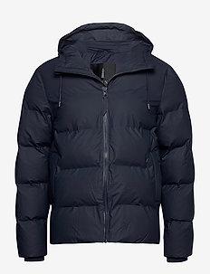 Puffer Jacket - toppatakit - 02 blue