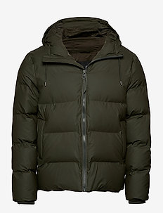 Puffer Jacket - padded jackets - 03 green
