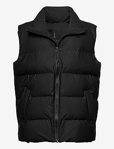 Puffer Vest - veste - 01 black