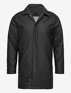 Mac Coat - rainwear - black