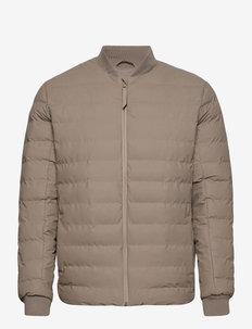 Trekker Jacket - forede jakker - 17 taupe