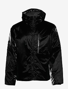 Drifter Jacket - padded jackets - 01 black