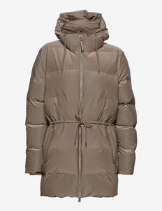 Puffer W Jacket - winterjassen - velvet taupe