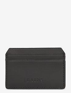Card Holder - kaarthouders - 01 black
