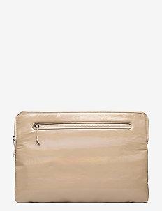 """Laptop Cover 15"""" - pc-vesker - holographic beige"""