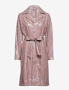 Holographic Overcoat - płaszcze przeciwdeszczowe - 29 holographic woodrose