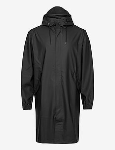 Fishtail Parka - parkas - 01 black