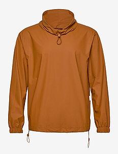 Ultralight Pullover - płaszcze przeciwdeszczowe - 87 camel