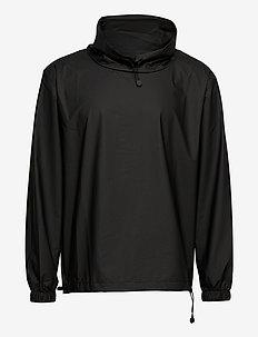 Ultralight Pullover - regenjassen - black