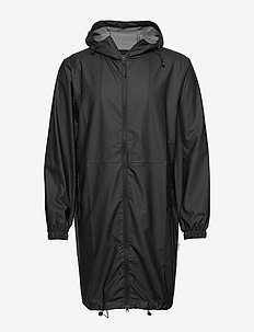 Ultralight Parka - płaszcze przeciwdeszczowe - 01 black