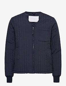 Liner Jacket - pikowana - 02 blue