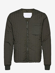 Liner Jacket - quilted jackets - 03 green