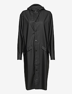 Longer Jacket - manteaux de pluie - 01 black