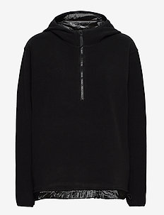 Fleece Pullover - mid layer jackets - 01 black