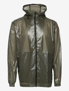 Ultralight Jacket - regnjakker - 27 shadow olive