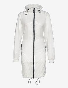 Ultralight Parka - manteaux de pluie - 28 shadow white