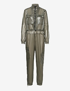 Ultralight Jumpsuit - jumpsuits - 27 shadow olive