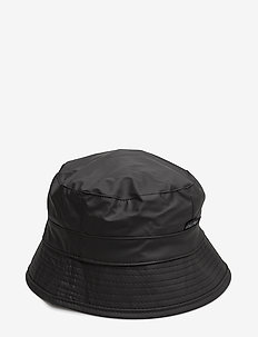 Bucket Hat - hats & caps - 01 black