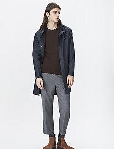 Long Jacket - płaszcze przeciwdeszczowe - 02 blue